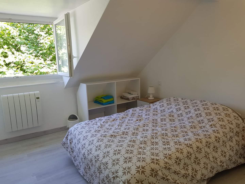 Vue de la Chambre 5 de Lourdes Guest House
